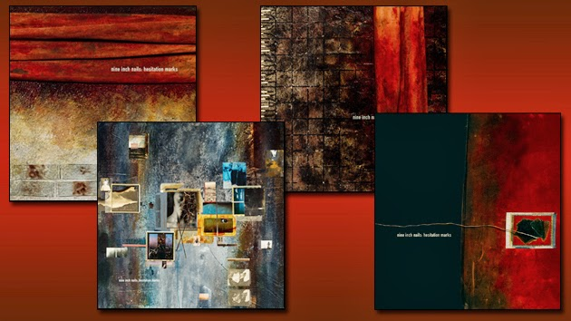 Nine Inch Nails - «Hesitation Marks»